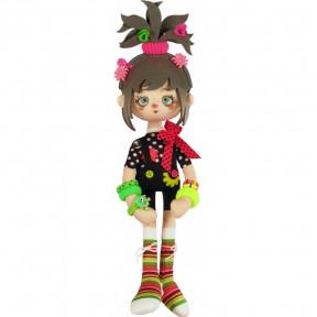 Барбариска Набор для шитья куклы Нова Слобода К1102
