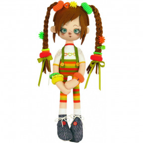 Ириска Набор для шитья куклы Нова Слобода К1103