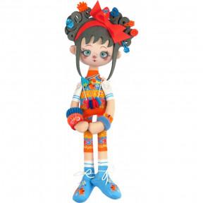Апельсинка Набор для шитья куклы Нова Слобода К1105