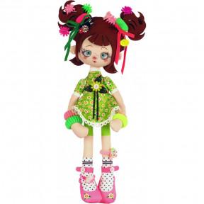 Карамелька Набор для шитья куклы Нова Слобода К1107