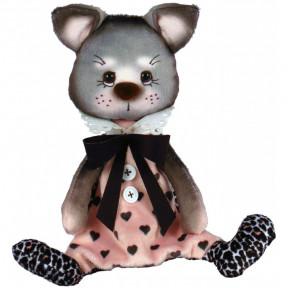 Котик Набор для шитья мягкой игрушки Нова Слобода ММ3019