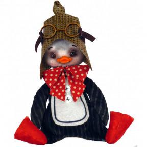 Пингвин Набор для шитья мягкой игрушки Нова Слобода ММ3022