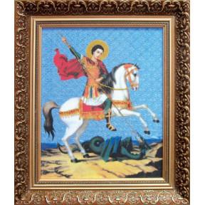 Георгий Победоносец Набор для вышивания крестом Чарівна Мить РК-043