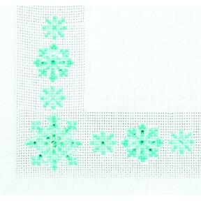 Набор для вышивки салфетки Чарівна Мить СКС-017