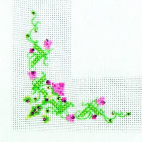 Набор для вышивки салфетки Чарівна Мить СКС-019