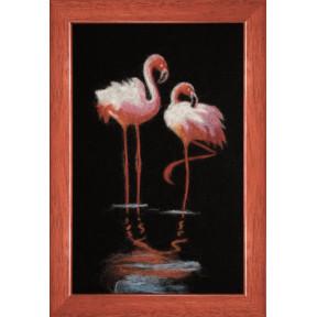 Нежно-розовая любовь Набор для валяния Чарівна Мить В-89