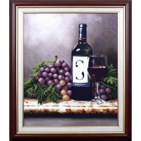 Набор для вышивания Магия Канвы Б-092 Молодое вино