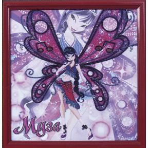 Набор для вышивания Магия Канвы Б-088 Муза