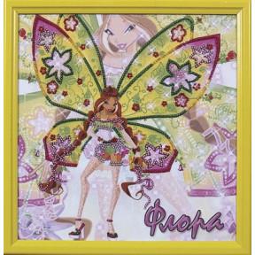 Набор для вышивания Магия Канвы Б-086 Флора