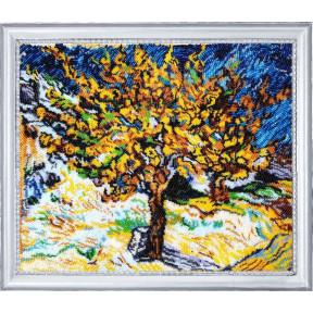 Набор для вышивания бисером Butterfly753Тутовое дерево (по мотивам В. Ван Гога)