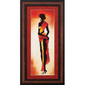 Набор для вышивания Магия Канвы Б-076 Амака