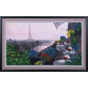 Набор для вышивания Магия Канвы Б-074 Вечерний Париж