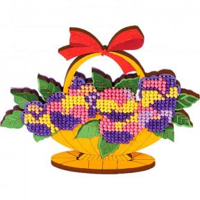 Набор для вышивания бисером по дереву Волшебная страна FLK-012