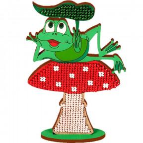 Набор для вышивания бисером по дереву Волшебная страна FLK-019