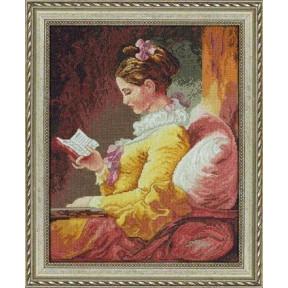 Набор для вышивания Bucilla 45461 Girl Reading