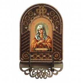 Богородица Умиление Набор для создания иконы с вышитой рамкой-киотом Нова Слобода ВК2006
