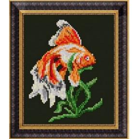 Набор для вышивания бисером КиТ  80815 Символ богатства