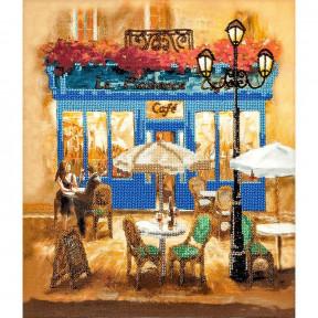 Cafe Набор для вышивки бисером Волшебная страна FLF-081