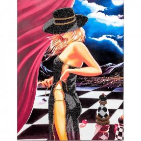 Шахматная партия-2 Набор для вышивки бисером Волшебная страна FLF-079