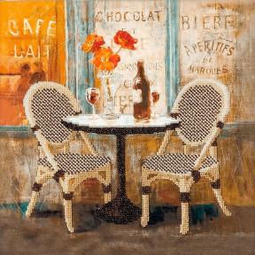Cafe Lait Набор для вышивки бисером Волшебная страна FLF-074