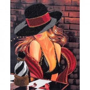 Шахматная партия Набор для вышивки бисером Волшебная страна FLF-052