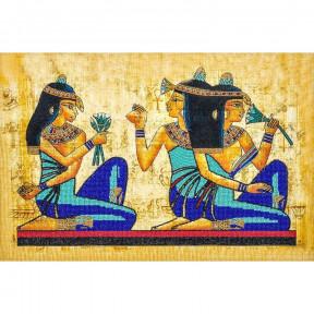 Египет Набор для вышивки бисером Волшебная страна FLF-044