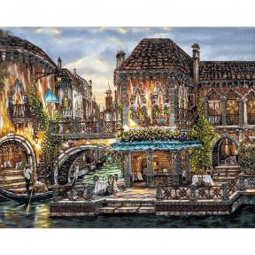 Венеция Набор для вышивки бисером Волшебная страна FLF-043