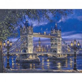 Лондонский мост Набор для вышивки бисером Волшебная страна FLF-041