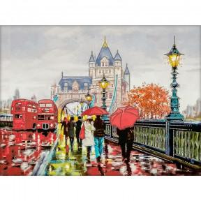 Лондон-2 Схема для вышивания бисером Волшебная страна FLS-067