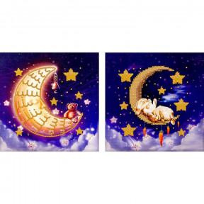 Сладкий сон Схема для вышивания бисером Волшебная страна FLS-053D