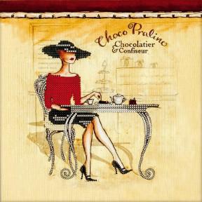 Choco Praline Схема для вышивания бисером Волшебная страна FLS-016