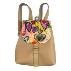 """Набор для вышивания бисером Butterfly Рюкзак """"Праздник сердец""""LB 093"""