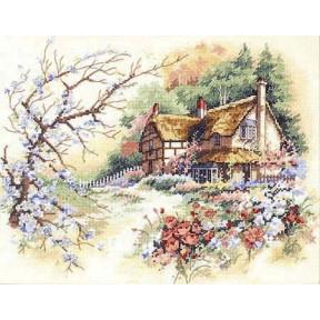 Набор для вышивания крестом Classic Design Уютный Дом 4324