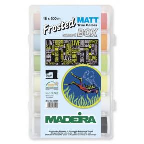 Набор ниток Frosted Matt (18x500м) 8087