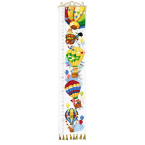 Набор для вышивания крестом Риолис 1507 Все выше и выше