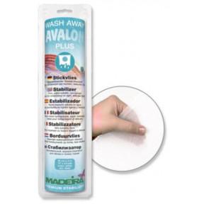 9442 Стабилизатор Avalon Plus водорастворимый, для легких, деликатных тканей, кружев, монограмм, ришелье, квильтов, 30см*3м