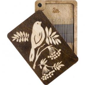 Шкатулка для рукоделия Волшебная страна FLZB(N)-034