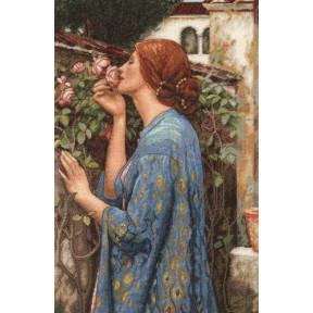 Набор для вышивки крестом Dimensions 35210 Soul of the Rose