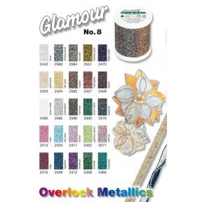 Карта цветов Glamour №8 107
