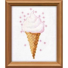 Набор для вышивания бисером Риолис 1317 Мороженое