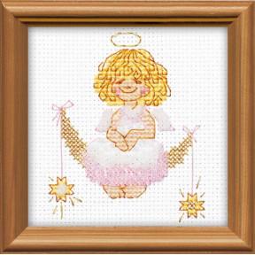 Набор для вышивания бисером Риолис 1315 Ангел