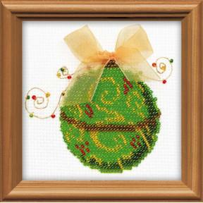 Набор для вышивания бисером Риолис 1223 Яркий шарик