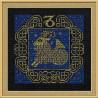 Набор для вышивания Риолис 1210 Козерог