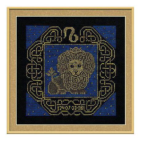 Набор для вышивания Риолис 1205 Знак зодиака Лев