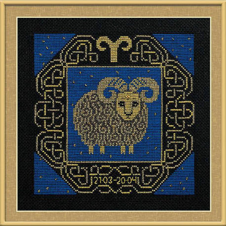 Набор для вышивания Риолис 1201 Овен