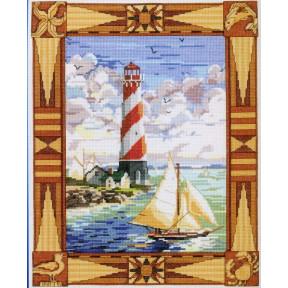 Набор для вышивания Janlynn 023-0317 Around the Pointe