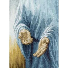 Набор для вышивания Janlynn 182-0302 His Hands