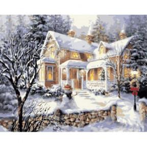 Снежная пора ArtStory подарочная упаковка 40x50см AS0379