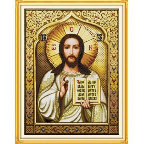 Иисус Набор для вышивания крестом с печатью на ткани NKF R 3182