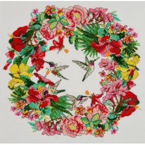 Тропический аромат Набор для вышивания крестом Чарівна Мить М-440